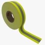 Faixa Refletiva Amarela Antichama 100 Algodao Tratado – D1993