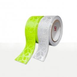 Faixa Refletiva 100% PVC Costurável