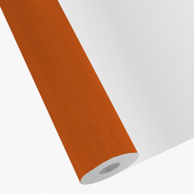 Película Refletiva laranja Grau Platinum – Tipo X
